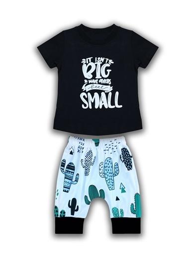 By Leyal For Kids 2 li Takım Siyah
